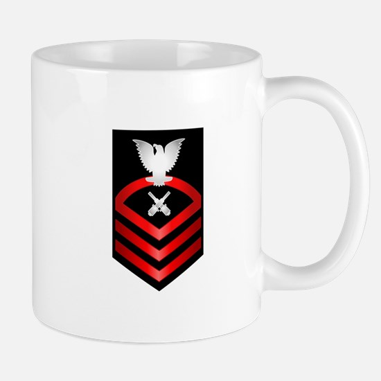 Navy Chief Gunner's Mate Mug