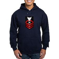 Navy Chief Gunner's Mate Hoodie