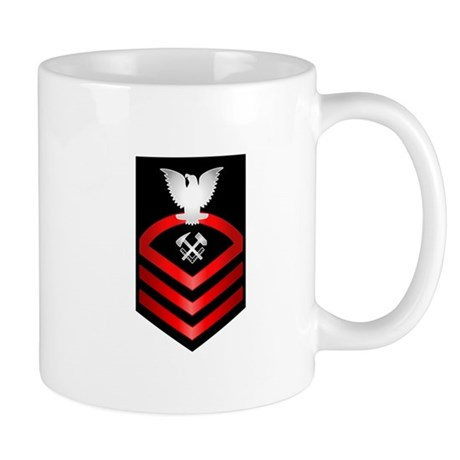 Navy Chief Hull Maintenance Technician Mug