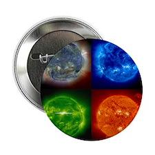 "Solar Four 2.25"" Button"