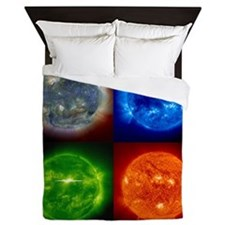 Solar Four Queen Duvet