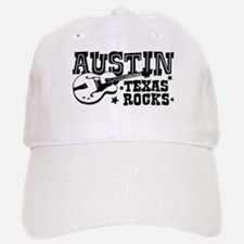 Austin Texas Rocks Baseball Baseball Cap