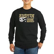 Austin Texas Rocks T