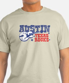 Austin Texas Rocks T-Shirt