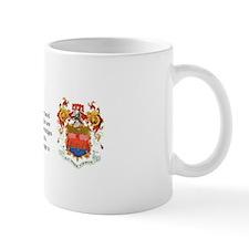 Trowbridge Surname COA Small Mugs