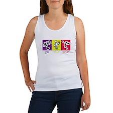 Go Eat Give logo Women's Tank Top
