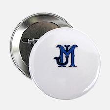 """JM Logo 2.25"""" Button"""