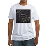 Place Well Thy Protection Fitted T-Shirt