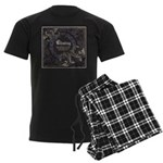 Place Well Thy Protection Men's Dark Pajamas