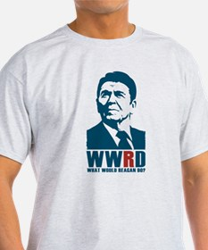 WWRD? Ronald Reagan T-Shirt