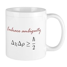 Embrace Ambiguity Mug