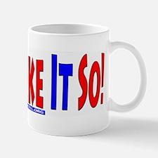 ABO - Make It So! Mug