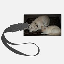 Dogs and cats Luggage Tag