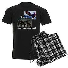 Americas Six Pajamas