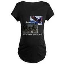 Americas Six T-Shirt