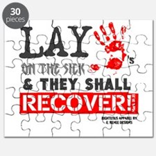 Lay hands on the sick... - Unisex Puzzle