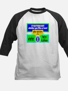win or Lose-Darrin Weinberg/t-shirt Tee