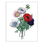 Poppy Anemones Small Poster