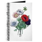Poppy Anemones Journal