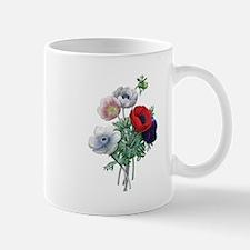 Poppy Anemones Mug