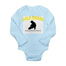Gold Digger Prospectors Shirt Long Sleeve Infant B