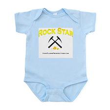 Rock Star Prospector Infant Bodysuit