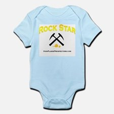 Rock Star Prospector Infant Bodysuit