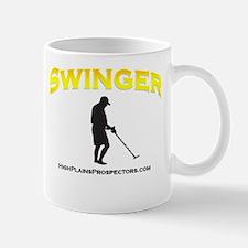 Swinger Metal Detector Mug