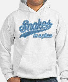 Retro Snakes On A Plane Hoodie