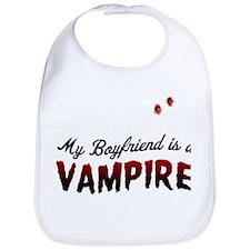 My Boyfriend Is a Vampire Bib