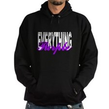 Everything Purple Hoody