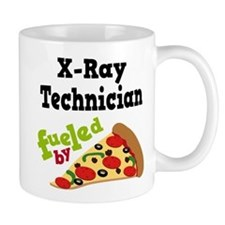 X-Ray Technician Funny Pizza Mug