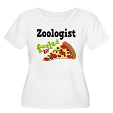 Zoologist Fueled By Pizza T-Shirt