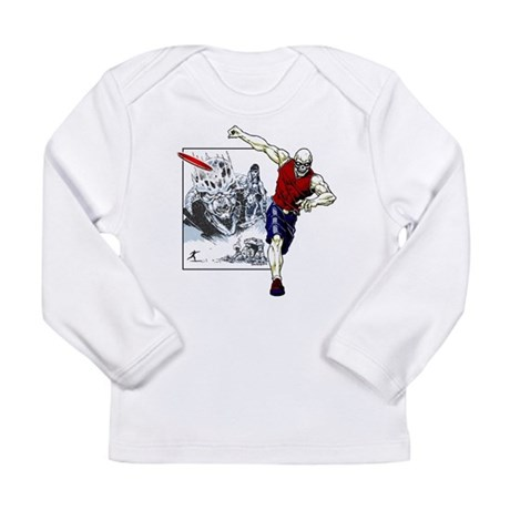 Tomb of Trouble Long Sleeve Infant T-Shirt