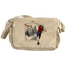 Tomb of Trouble Messenger Bag