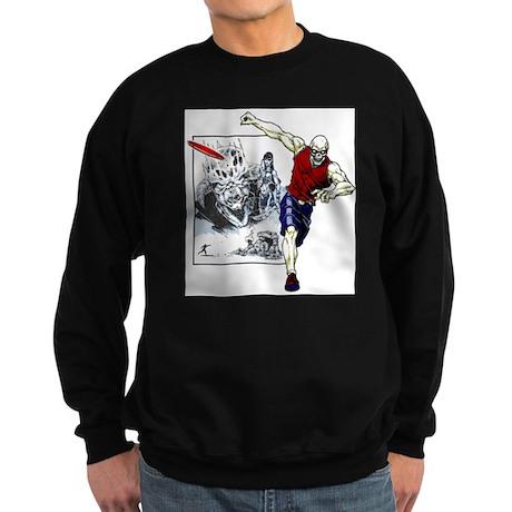 Tomb of Trouble Sweatshirt (dark)