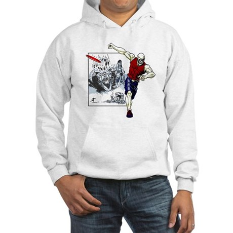 Tomb of Trouble Hooded Sweatshirt