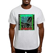 Kracken Awakes Aqua.png T-Shirt