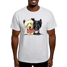Skye Terrier Sweaters T-Shirt