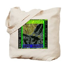 Kracken Awakes Green.png Tote Bag