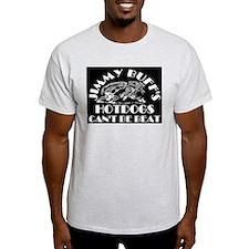 BOXER REMAKE FOR BLACK SHIRT.tga T-Shirt