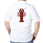 Crawfish Golf Shirt