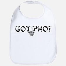 Got Pho? kids Bib