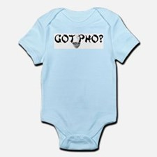 Got Pho? kids Infant Creeper