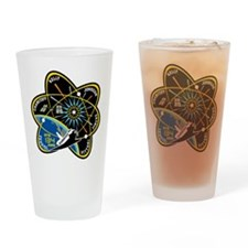 STS-134 Drinking Glass