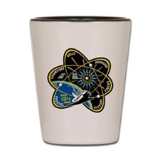 STS-134 Shot Glass