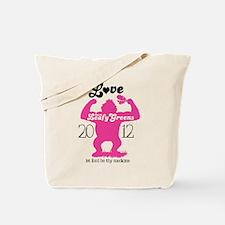 NEW Love them GREENS Tote Bag