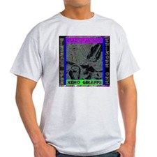 Kracken Awakes-Xeno Giraffe 3.png T-Shirt