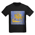 USS LOWRY Kids Dark T-Shirt