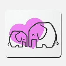 Elephants (1) Mousepad